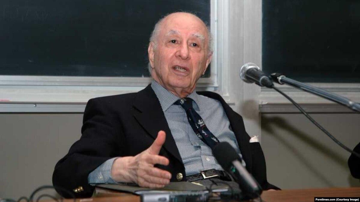 در گذشت جهانگیر آموزگار، ناظر همیشه «بیدار» اقتصاد ایران