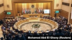 седница на Арапската лига, архивска слика