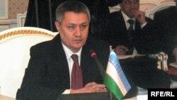 Заместитель премьер-министра Узбекистана Рустам Азимов.