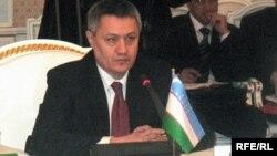 Ўзбекистон Бош вазири ўринбосари Рустам Азимов.