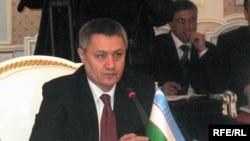 Өзбекстан вице-премьері Рустам Азимов.
