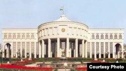 Reședința prezidențială de la Tașkent