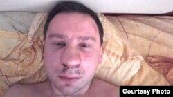 Администратор паблика «Преступная власть» Егор Алексеев после нападения