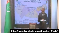 55-летний хяким Фарапа Хасан Меткулиев скончался от коронавируса 18 июля