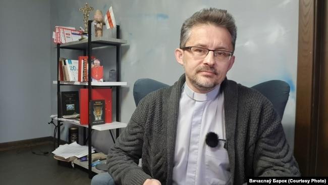 Ксёндз Вячаслаў Барок