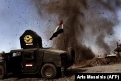 Бои за Мосул. Весна 2017 года