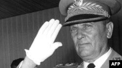Югославиянең элекке президенты, маршал Иосип Броз Тито (1892-1980)