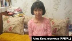 Зейнеткер Аида Ахметова. Алматы, 22 қазан 2013 жыл.