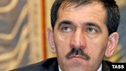 Глава Ингушетии Юнус-Бек Евкуров, 31 января 2009