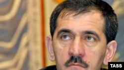 Ingush leader Yunus-Bek Yevkurov
