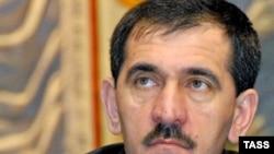 Ingushetia President Yunus Bek Yevkurov