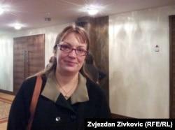 Ana Tecilazić Goršić iz Ministarstva znanosti, obrazovanja i športa Republike Hrvatske