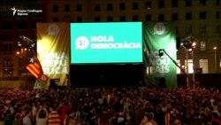Каталонците слават победа на референдумот
