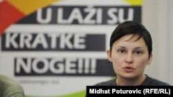 Tijana Cvjetičanin: Teme u kampanji koje nemaju veze sa lokalnim izborima