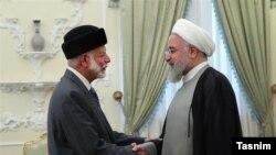 دیدار حسن روحانی و بنعلوی در روز یکشنبه