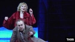 Гастроли Большого театра открылись оперой «Огненный ангел» Сергея Прокофьева
