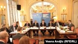 """Konferencija """"Ukrajinska kriza – pogledi iz Ukrajine, Nemačke i Srbije"""""""