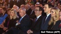 Биньямин Нетаньяху и его супруга Сара.