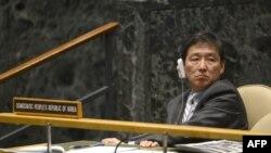 Sjevernokorejski ambasador u UN-u