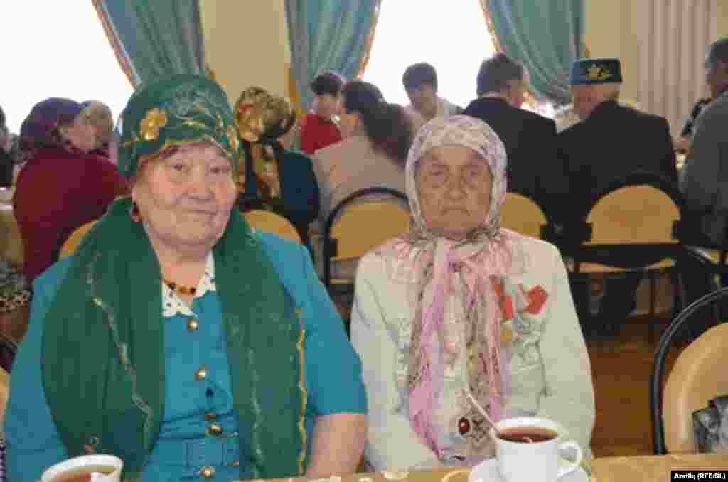 Акъяр авылы тыл һәм хезмәт ветераннары