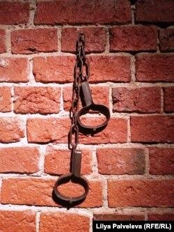 Кандалы из Бутырской тюрьмы