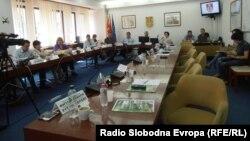 Илустрација: Совет на Општина Куманово.