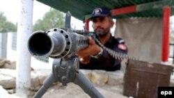 د پاکستان یوه امنیتي پوسته