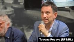 Віталій Портников, український журналіст і публіцист