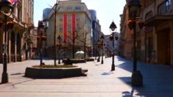 Serbian Curfew Turns Belgrade Into A Ghost Town