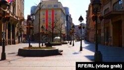 Белград, полициски час