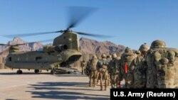 ارشیف، په افغانستان کې امریکایي ځواکونه