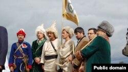 «Төнъяҡ Амурҙары» хәрби-тарихи тергеҙеү клубы ағзалары