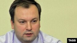 Мэр Сергиева Посада Евгений Душко, убитый 22 августа 2011 года
