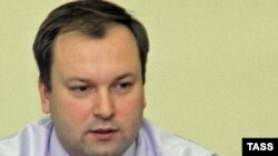 Sergiyev Posad Mayor Yevgeny Dushko had only been in office a few months.