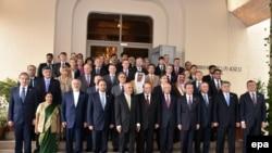 اسلام اباد: د اسيا زړه کنفرانس برخوال. ۹ دسمبر ۲۰۱۵