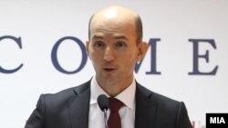 Гувернерот на Народната банка, Димитар Богов