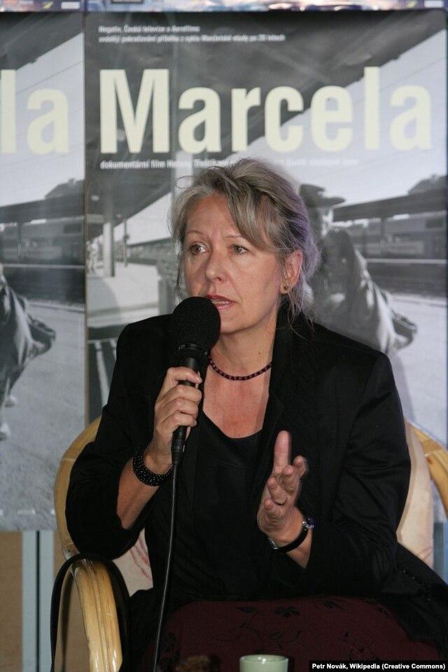 Гелена Тржештикова