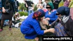 Чеченские беженцы в Беларуси