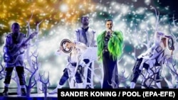 Україна виступить у фіналі «Євробачення» під 19-м номером