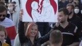 Белорусија: полицијата апси, масовните демонстрации продолжуваат