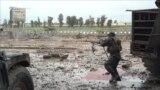 Iraqi Advance On Mosul's Old City Slowed By Rain
