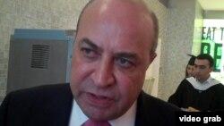 Посол Эльдар Гасанов, 21 сентября 2012