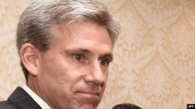 Ambassador Chris Stevens was killed in the attack on September 11.