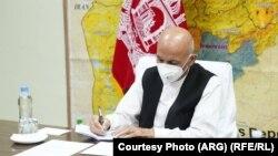 محمد اشرف غنی، رییسجمهور افغانستان