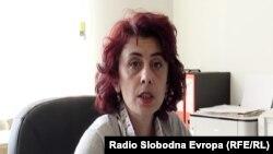 Ели Милошеска, директорка на Институт за старословенска култура.