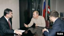 Алу Алханов похвалил послание президента, в котором не было Чечни