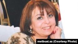 İlhamə Quliyevanın köməkçisi, Mehriban Hüseynova