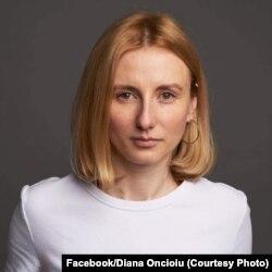 Diana Oncioiu.
