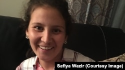Safiya Wazir