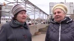Кримчани про українську заборону на торгівлю із Кримом (відео)